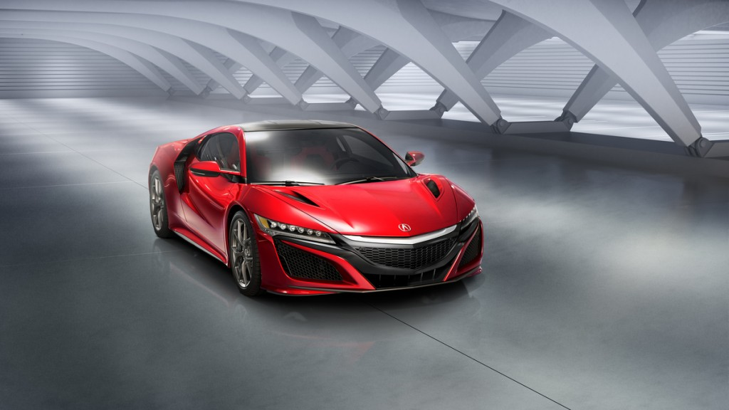 North American International Auto Show Round-Up: The Year of Honda