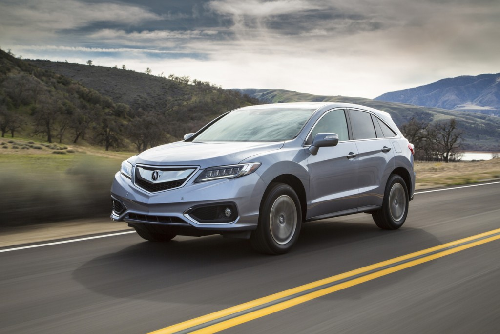 """2015 Chicago Auto Show: Honda and Acura's """"One-Two Punch"""""""