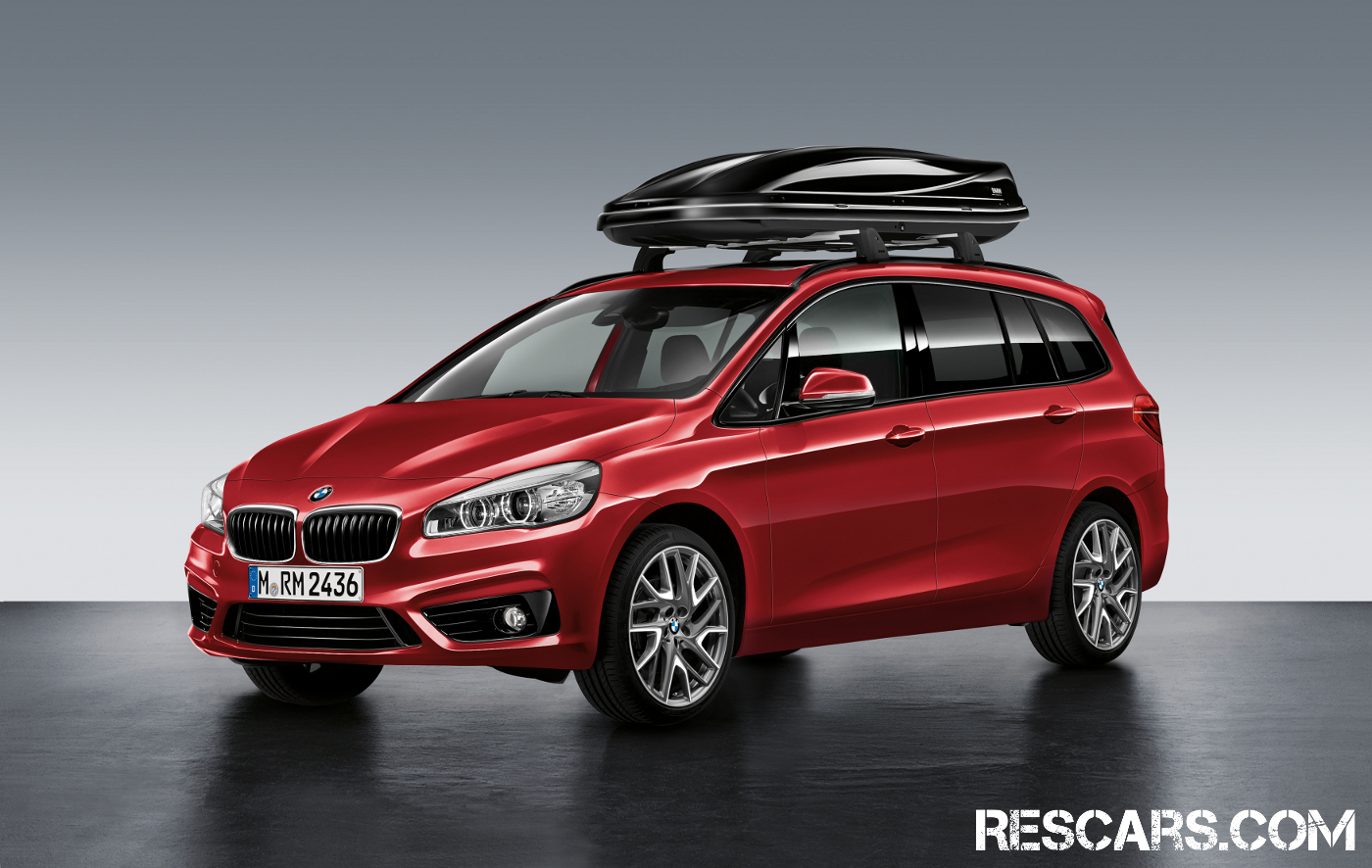 the new bmw 2 series gran tourer rescars. Black Bedroom Furniture Sets. Home Design Ideas