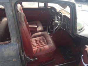 1963_Humber_Super_Snipe_Interior
