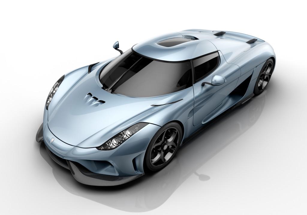 Geneva Motor Show: Koenigsegg's Newest Hybrid Megacar