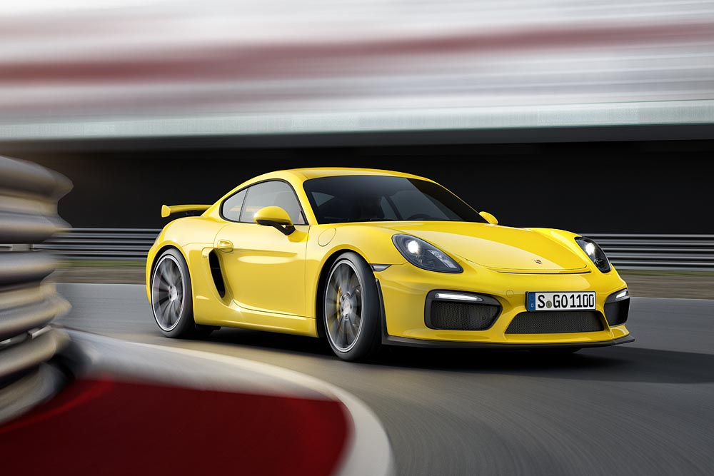 Porsche's Two Geneva World Premieres Promise Benchmark Performance