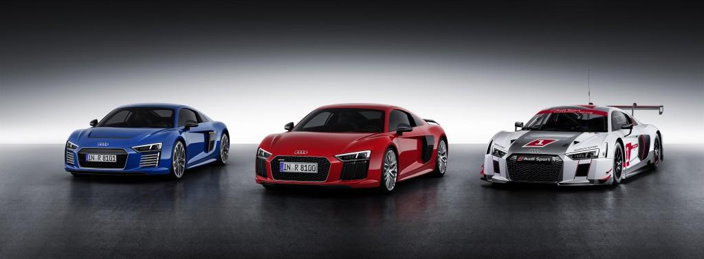 Geneva Motor Show: Audi Brings Seven World Premiers