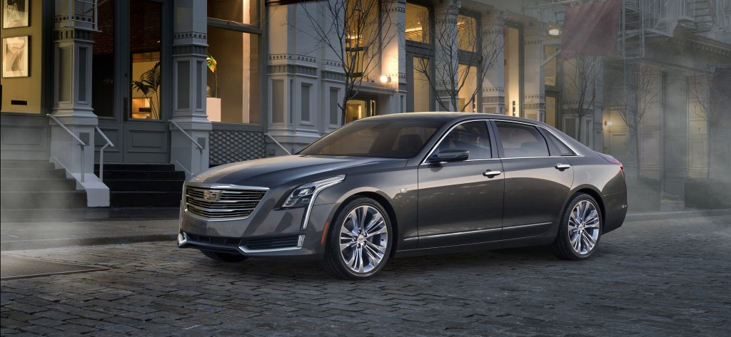 Cadillac Has Made Their First Plug-In Hybrid