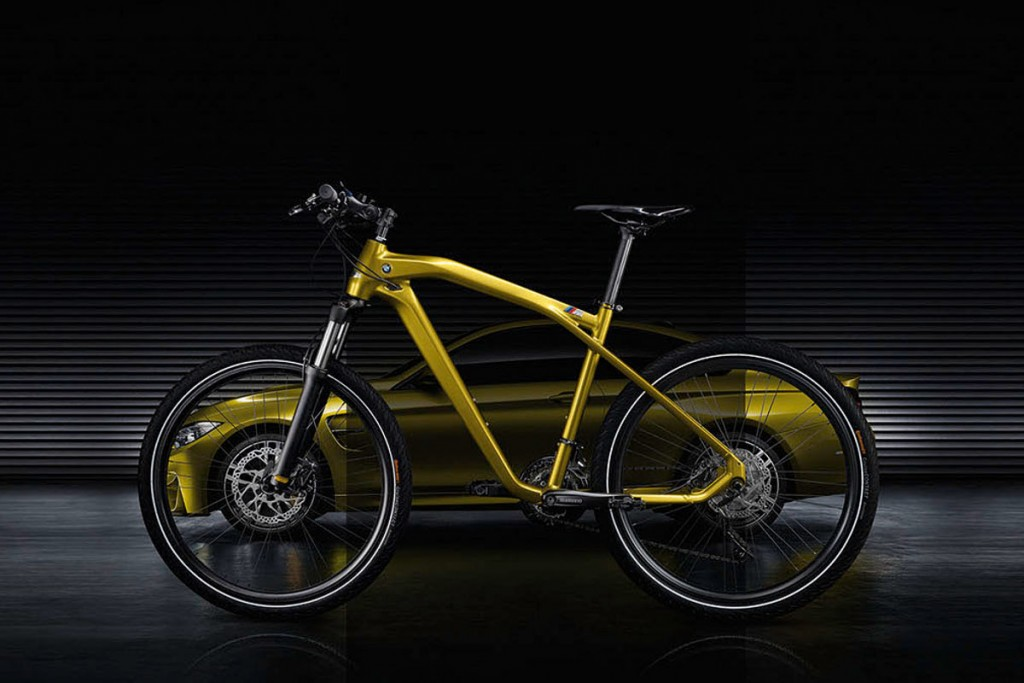 New BMW M Series Limited Special Edition…    Bicycle