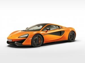 McLaren 570S 1