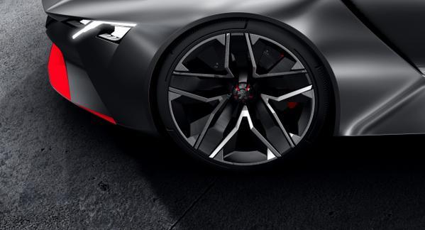 Peugeot Sort-Of Teases a New Super Car