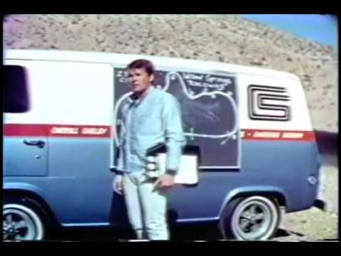 Carroll Shelby Goes Racing with Ford – 1965 Video
