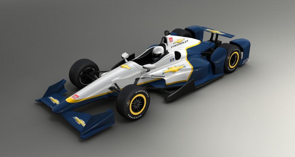 Chevy and Honda Unveil their Speedway Aero Kits