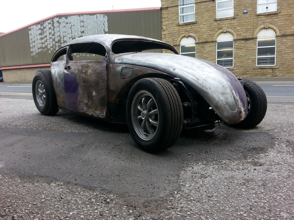 1973 VW Beetle Turbo project