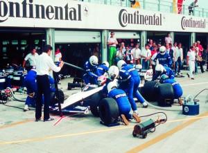 1983_Brabham_BMW_BT_52_Nelson_Piquet_Pitstop