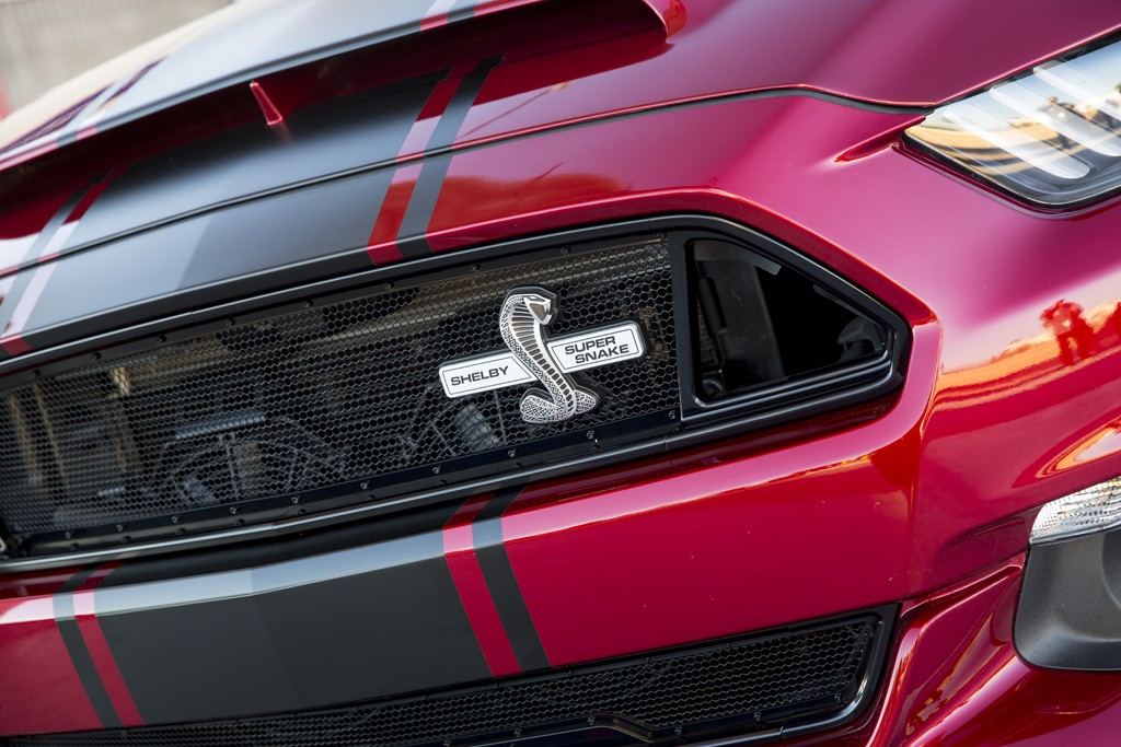 New 2015 Shelby Super Snake Will Have A LOT of Horse Power