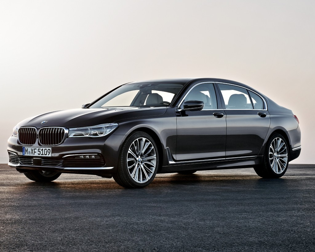Revealed: The new 2016 BMW 7 Series
