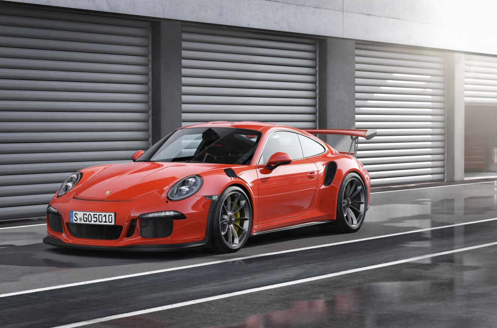 Porsche GT Boss Wants the Horsepower Wars to End