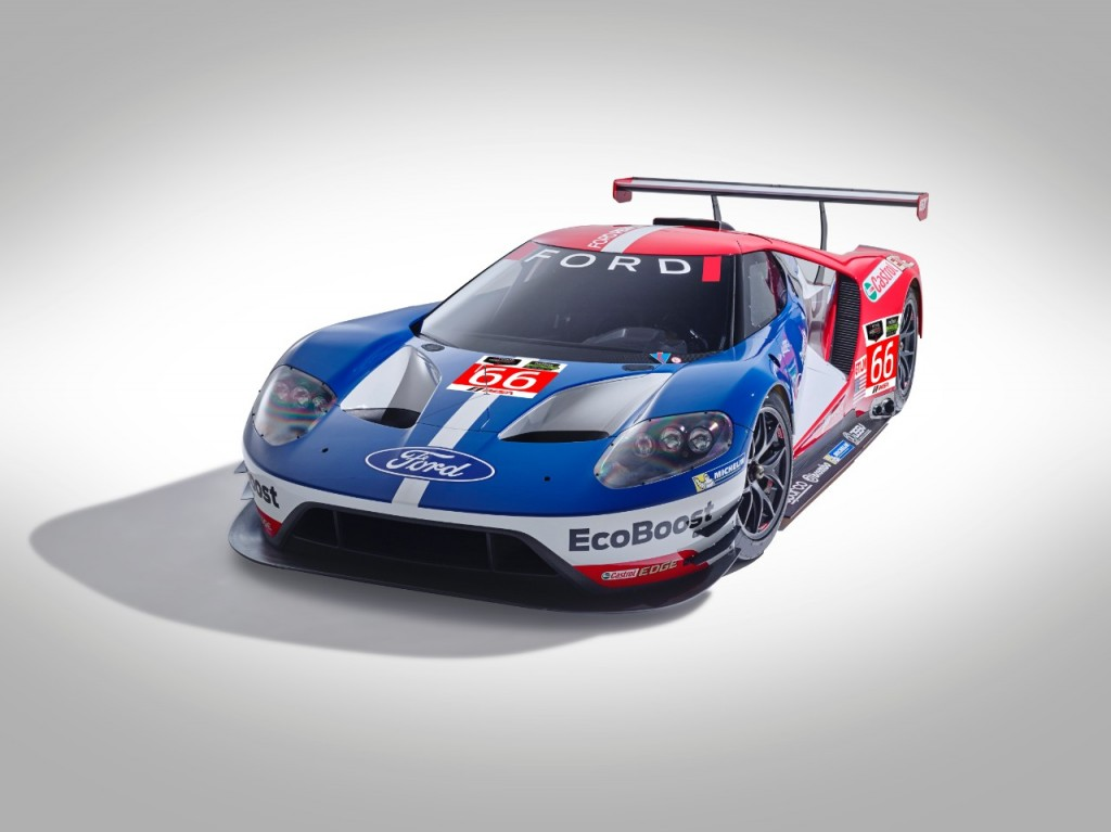It's Official: Ford Will Be Returning to Le Mans in 2016