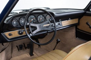 Porsche Classics Dashboard