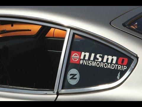 Nissan 28th Annual ZCON roadtrip video