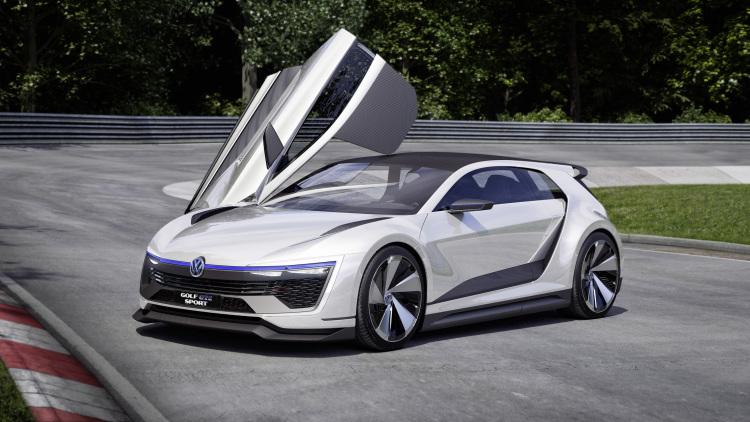 Looking ahead to Volkswagen Concept cars.