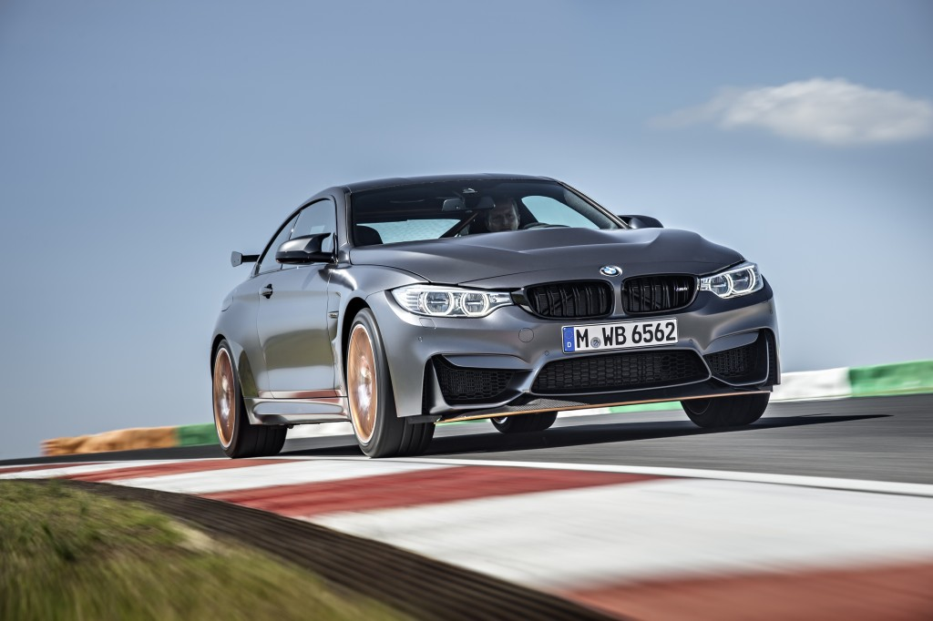 BMW M4 GTS to be released in 2016.