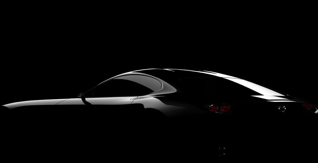 Could this be the new Mazda RX-9?