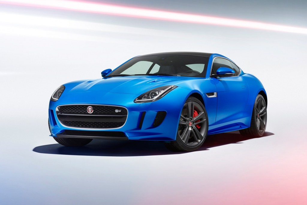 Jaguar F-Type British Design Edition revealed
