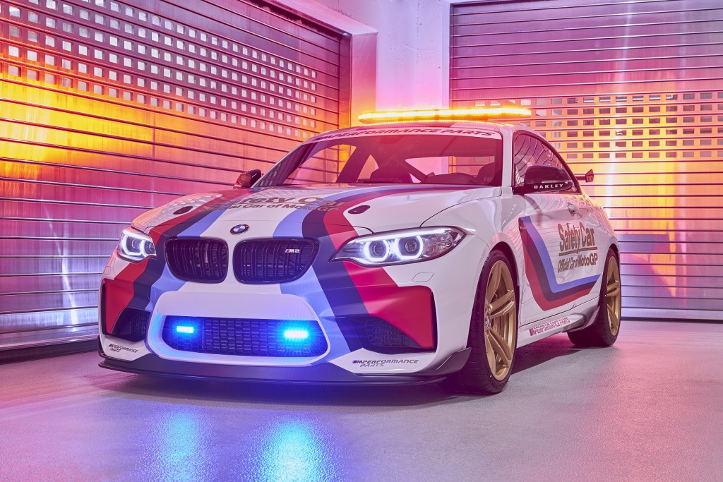 Gallery: New BMW M2 MotoGP Safety Car