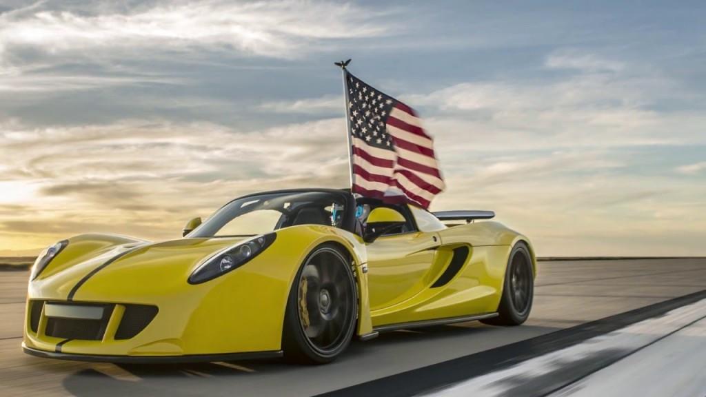 Venom GT Spyder hits record 265.6mph