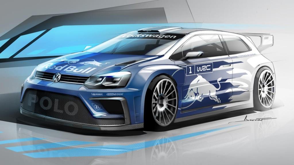 Volkswagen unveils 375bhp Polo R WRC concept