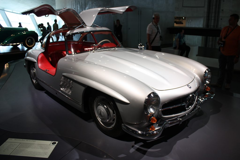 Gallery: Mercedes Museum in Stuttgart