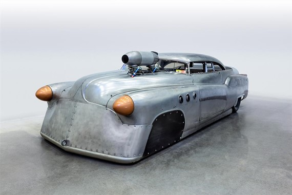 1952 Buick Super Riviera Coupe Bombshell Betty