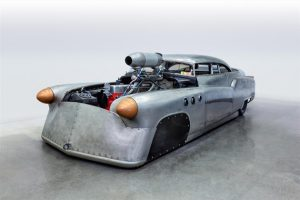 1952 Buick Super Riviera Coupe Bombshell Betty 2