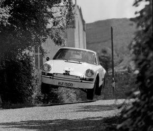1973 Porsche Carrera 2.7 RS Lightweight Rally