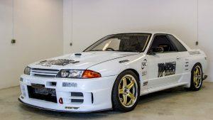 Top Secret Nissan Skyline GT-R VQ35 V32