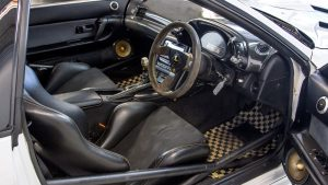 Top Secret Nissan Skyline GT-R VQ35 V32 Interior