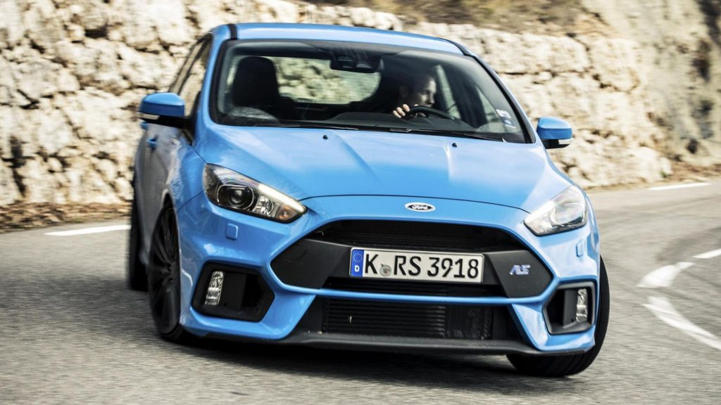 Mountune kit now available for Ford Focus RS