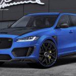 Lumma Design tunes the Jaguar F-Pace