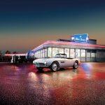 Restoration of Elvis Presley's BMW 507 complete