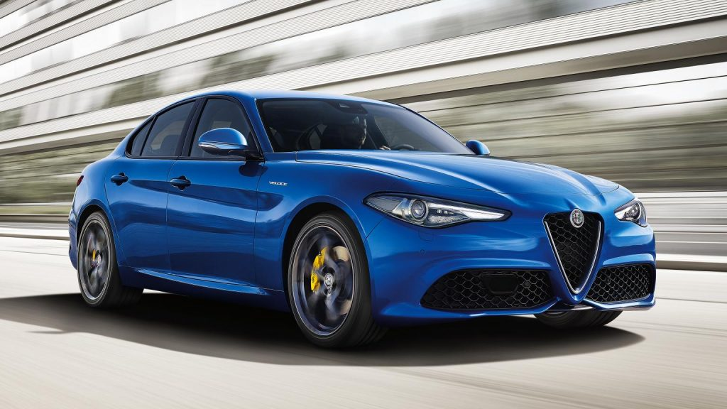 Alfa Giulia Veloce to be unveiled in Paris