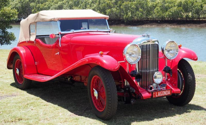 1934 Lagonda M45 Rapide