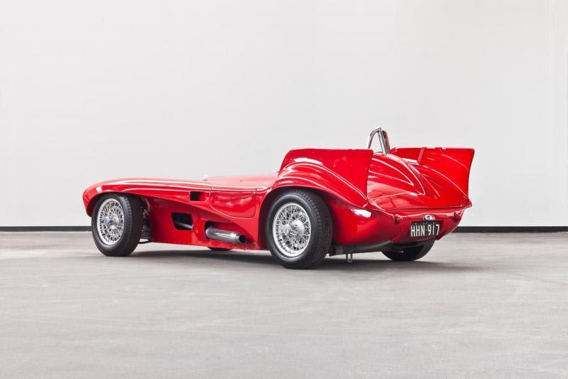 1957 Molina Monza racing car