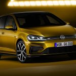 Facelifted Volkswagen Golf unveiled