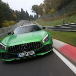 Mercedes AMG GT R sets Nurburgring lap record