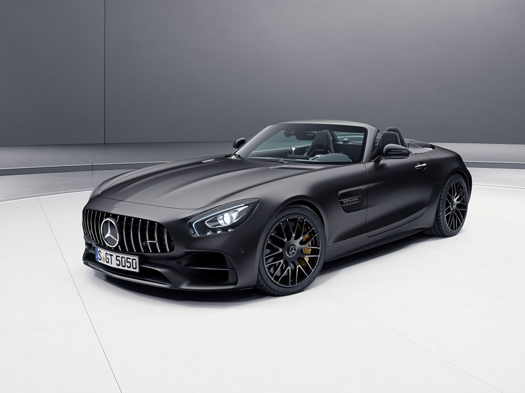 Mercedes AMG unveil special editions for Geneva
