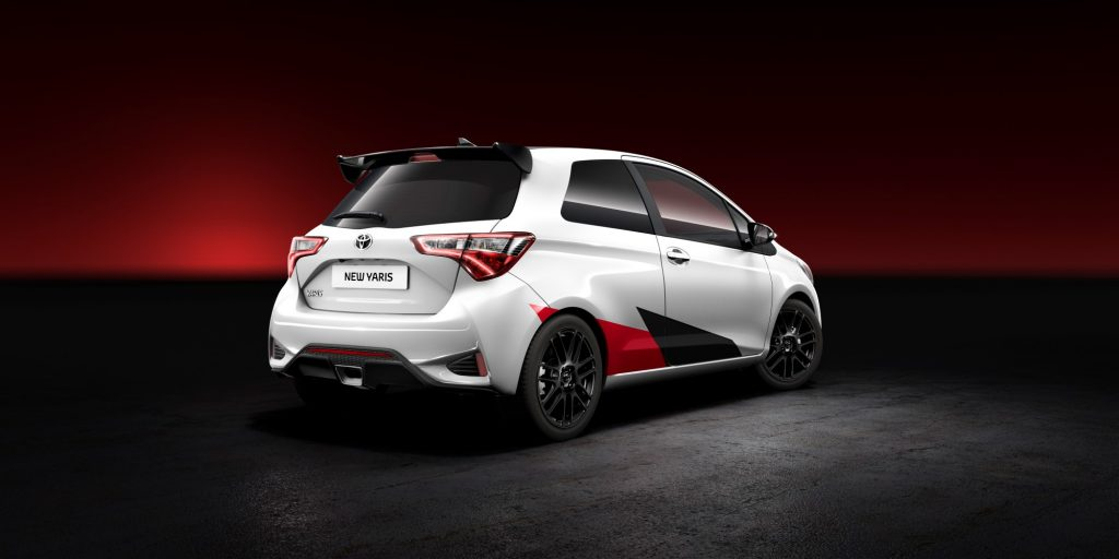 Toyota Yaris GRMN to make Geneva debut