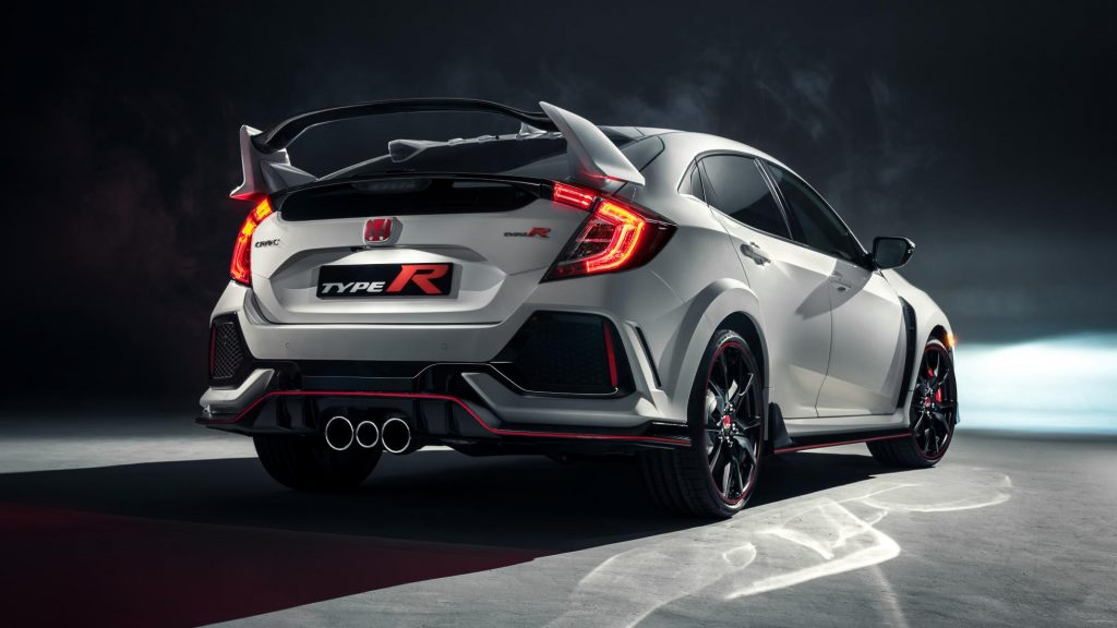 Watch: the new Honda Civic Type-R sounds incredible
