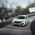 Watch: Civic Type-R sets Nurburgring lap record