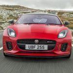 Four-cylinder Jaguar F-Type unveiled
