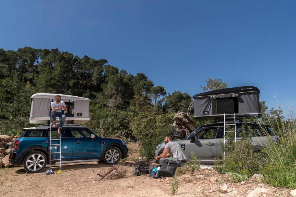 BMW MINI Countryman AUTOHOME Roof Tent