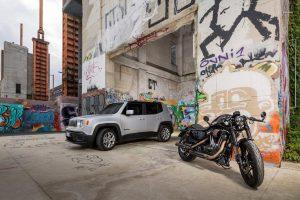Harley-Davidson and Jeep