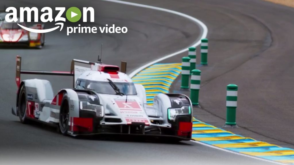 New Le Mans: Racing is Everything Reality Series on Amazon